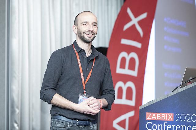 Ci vediamo alla Zabbix Conference Benelux 2020